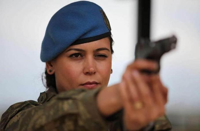 Kadınların asker olması, kadınlar için çözüm olabilir mi?