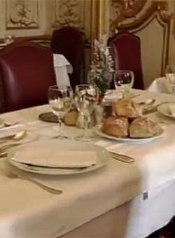 Au Sénat, les repas gastronomiques ne coûtent que... 16,45 euros par personne
