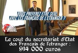 Secrétariat d'Etat des Français de l'étranger