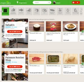 Marketplace listings