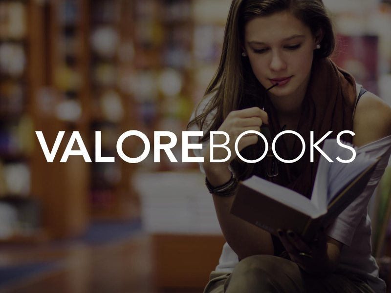 About us. ValoreBooks is the students' #1 marketplace to rent, buy, or sell affordable college textbooks. The ValoreBooks online marketplace offers inexpensive textbooks, up to 90% off the list.