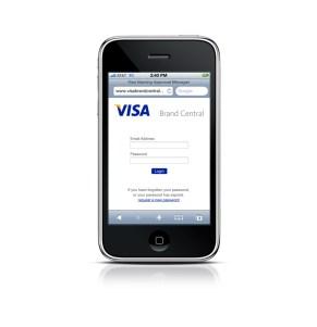 Login for Visa Naming Tool