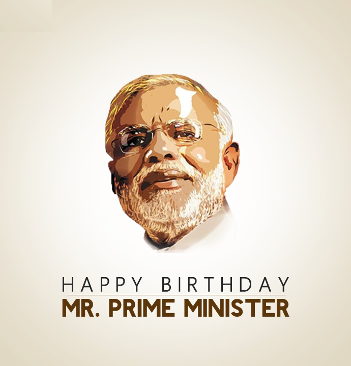 Happy Birthday PM Modi