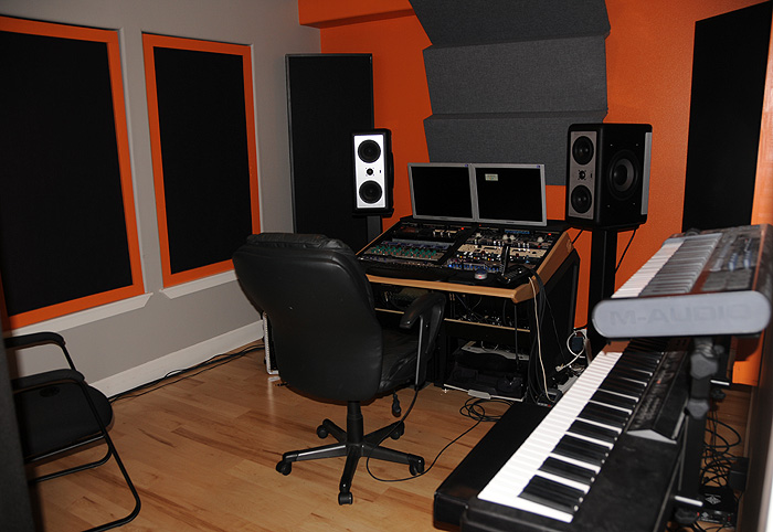Recording Studio Design Idea Small Space POLITUSIC