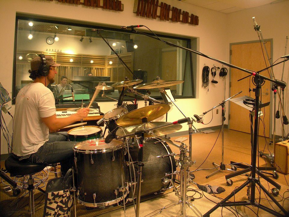 How To Record Drums Kick Snare HiHat Toms