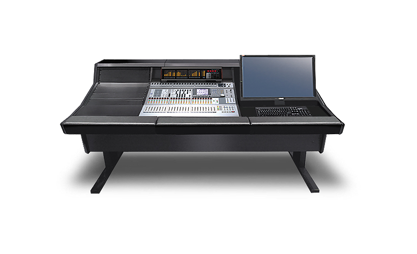 Argosy Console Desk 90 Series  POLITUSIC