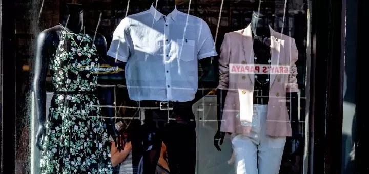 sklep odzieżowy witryna