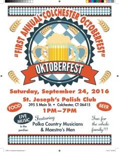 Colchester Octoberfest