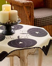 25 Halloween Sewing Project Ideas- The Polka Dot Chair