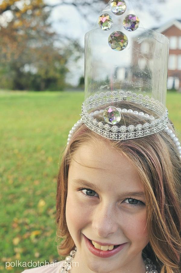 How to make a Glinda Costume