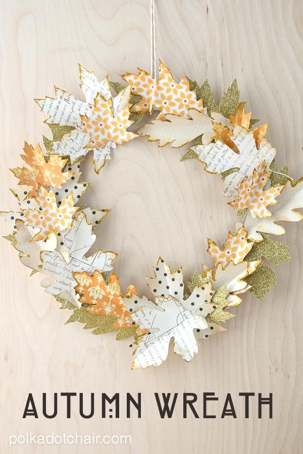 the love chair swivel risers fall leaf wreath tutorial and