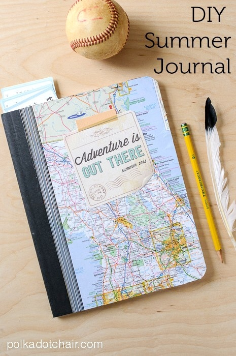 Kids Journal Ideas and Free Printable