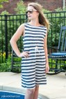 Easy Summer Dress Sewing Pattern