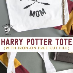 Outdoor Chair Fabric Jcpenney Dining Chairs Quidditch Mom Tote, And Other Harry Potter Crafts