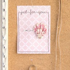 Beach Chair Accessories Fashion Seashell Crafts And Free Printable Gift Tags