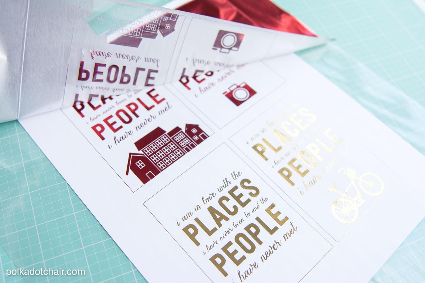 Travel Scrapbooking Ideas Amp Free Printable Travel Quotes