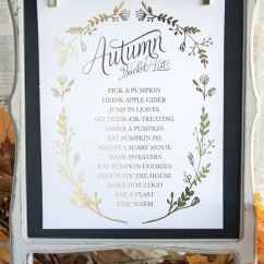 Chair Design Ideas Images Of Covers For Wedding Free Printable Fall Bucket List: Fun Things To Do In The