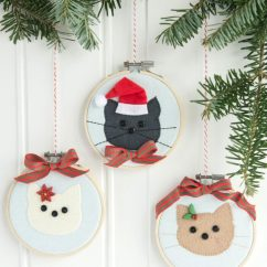Kitchen Block Country Rugs More Than 25 Cute Things To Sew For Christmas - The Polka ...