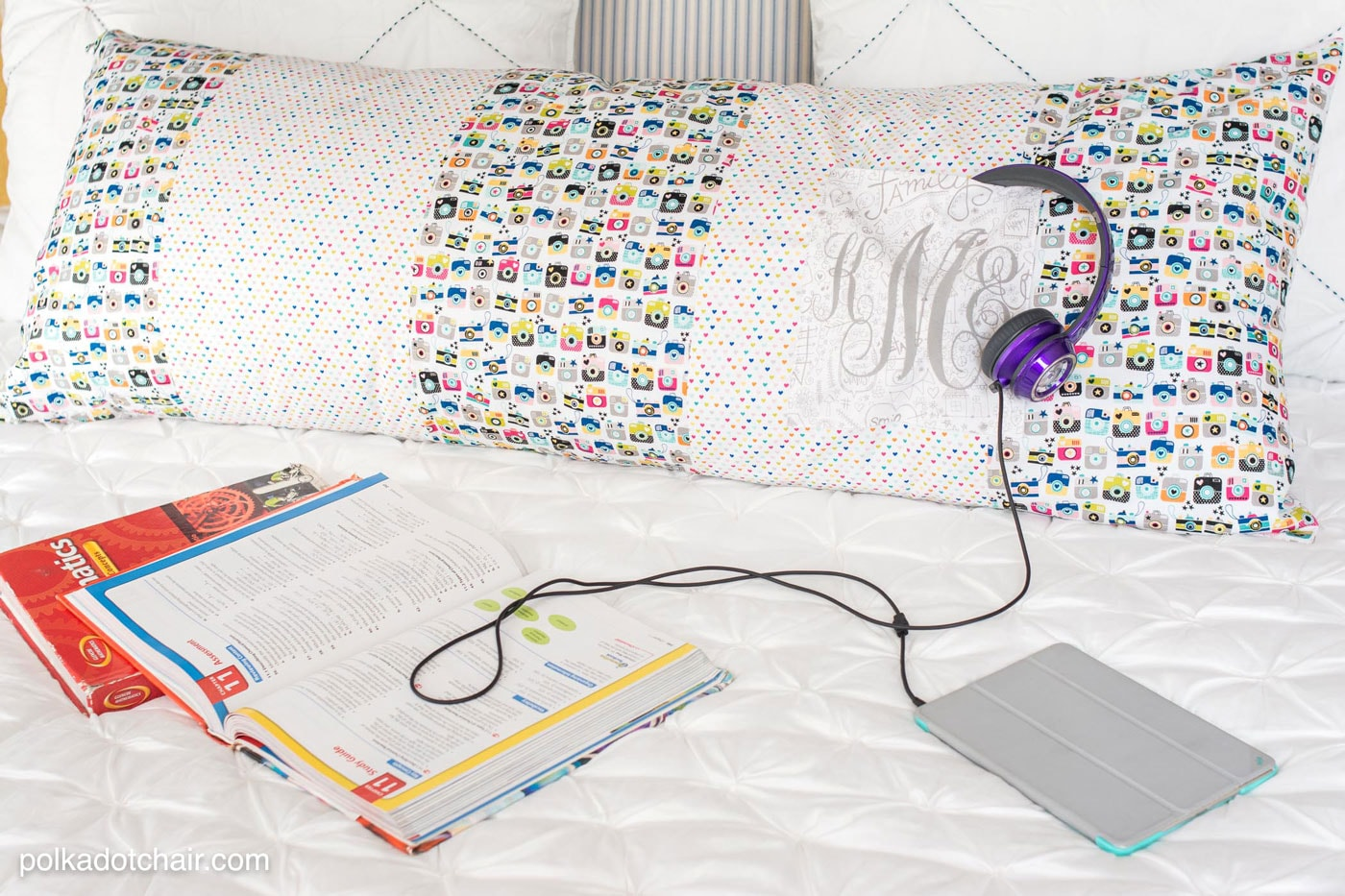 giant body pillow sewing pattern with