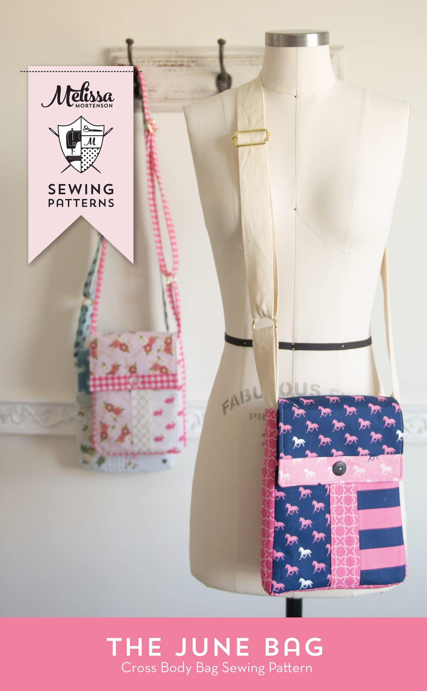 chair bags for school pattern director covers walmart cross body bag sewing the polka dot