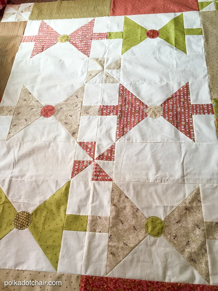 chair for baby vintage glider new bow tie quilt pattern - the polka dot