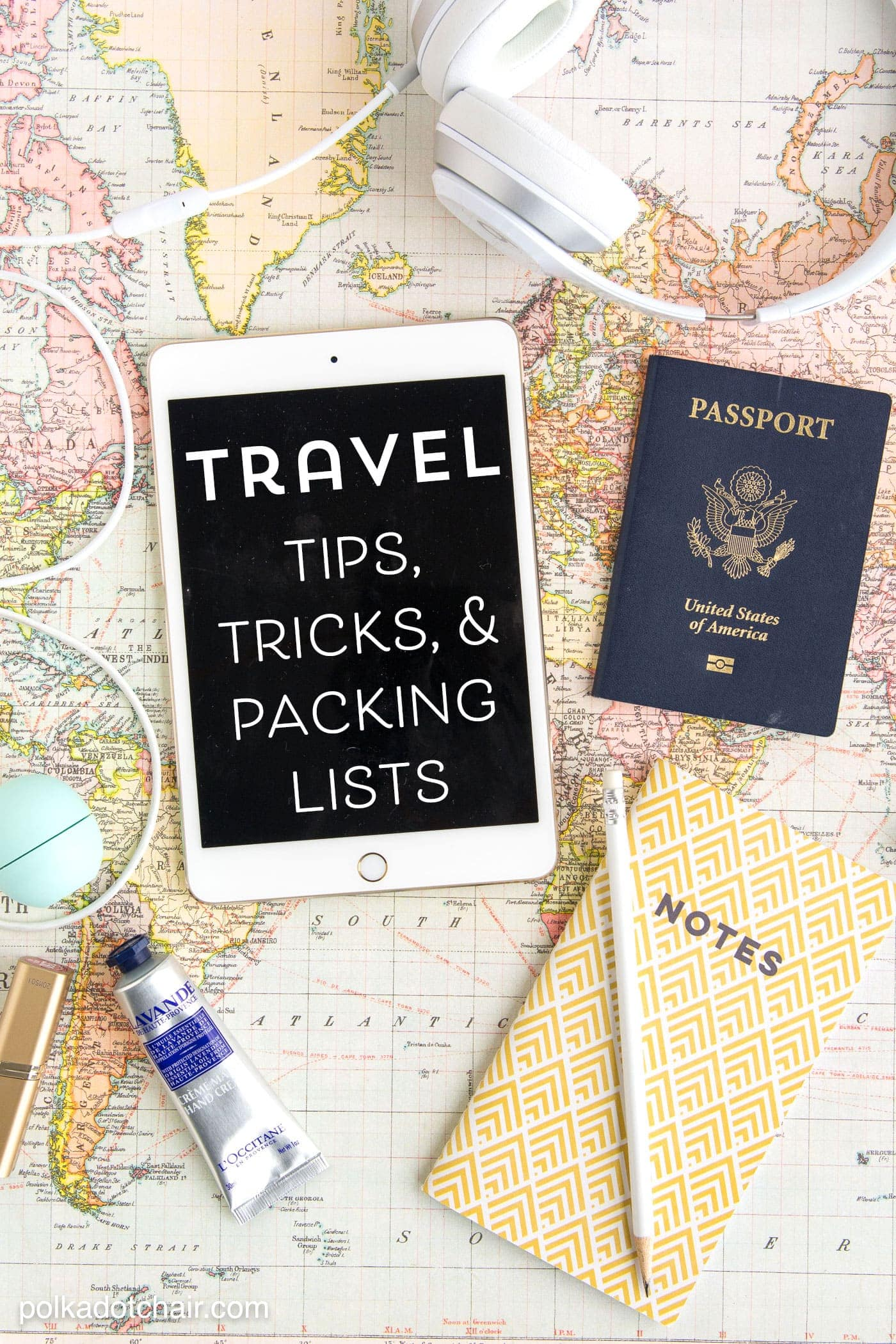 Tips For Surviving Long Airline Flights, Along With A Free Printable  Airplane Carry On Packing