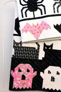 More than 25 Cute Things to Sew for Halloween - The Polka ...