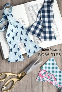 How to Sew a Bow Tie that ties! - Page 2 of 2 - The Polka ...