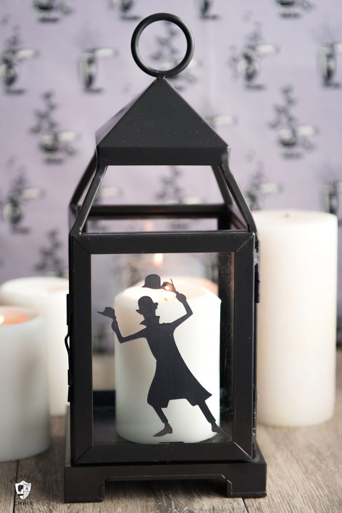 Cute Pattern Wallpaper Free Diy Halloween Decor Ideas Haunted Mansion Inspired Lanterns