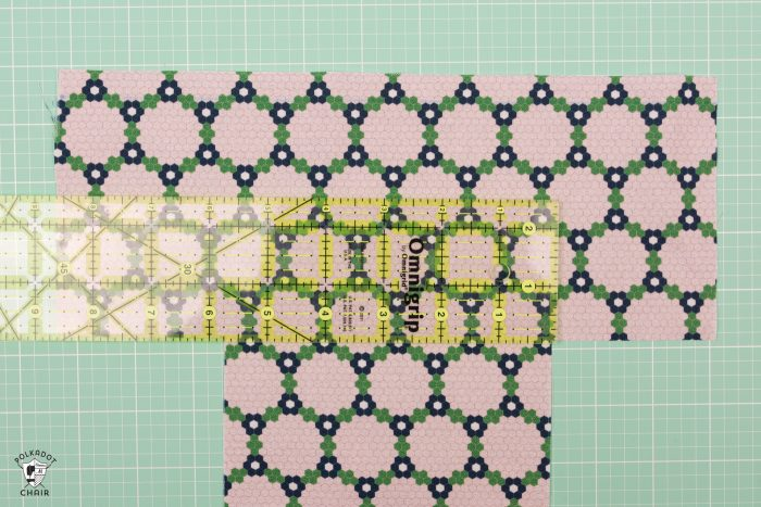 Fabric Basket Sewing Pattern for the Cricut Maker  The