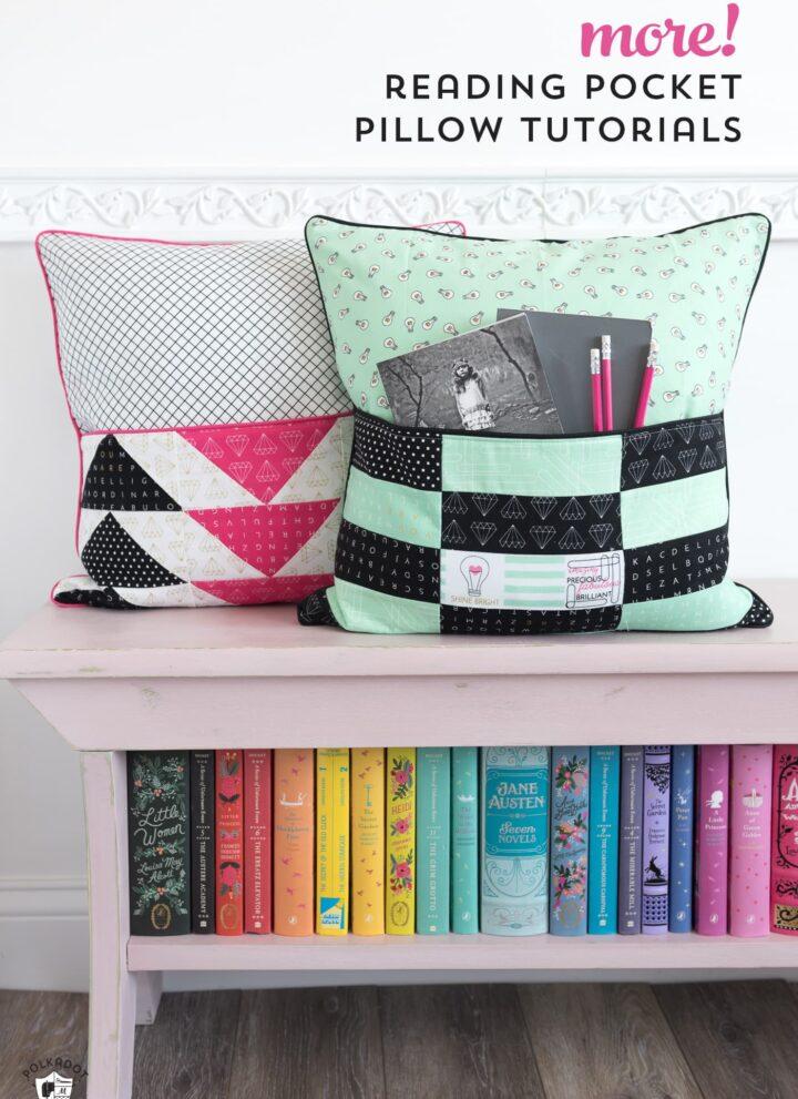 The Polka Dot Chair  A Modern DIY  Sewing Blog Free