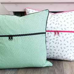 No Sew Chair Pockets Rolling Vanity More Diy Reading Pillow Patterns The Polka Dot