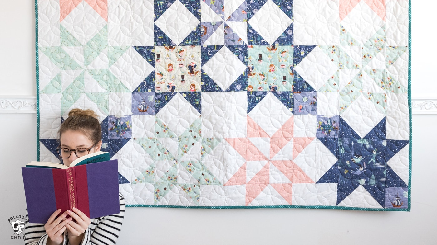3 New Quilt Patterns  Shop Discount Code  The Polka Dot
