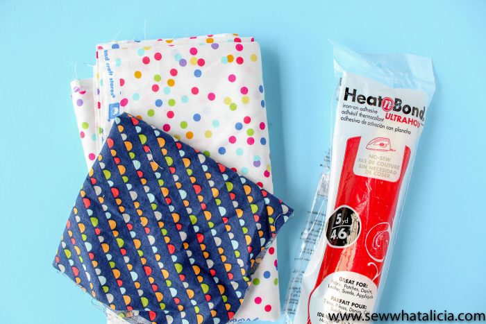 Easy Fabric Bookmark Tutorial  The Polka Dot Chair