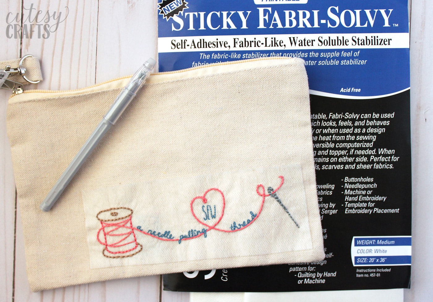 Adorable DIY Sew a Needle Pulling Thread Bag  Free Hand