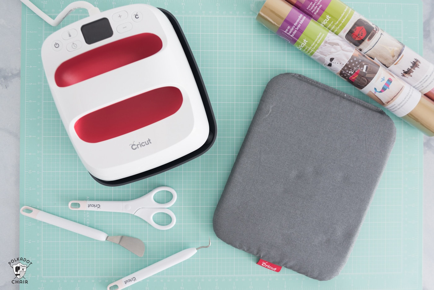DIY a Custom Backpack with the Cricut EasyPress 2  The