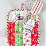 Free Printable Christmas Baking Gift Tags The Polka Dot Chair