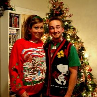Ugly Sweater Contest and Awards