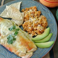 Best Chicken Cream Cheese Enchiladas