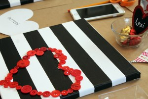 polka dots and picket fences | crafternoon