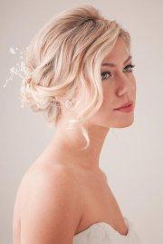 diy romantic wedding hairstyles