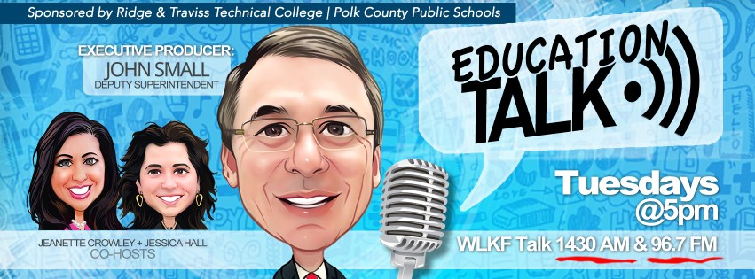 Education Talk on WLKF