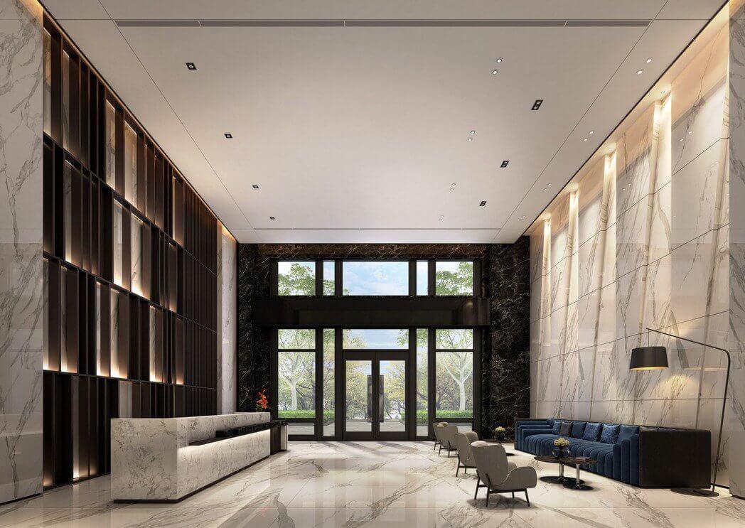 「坤悅高飛」搭配耐震、Poll-tex防霾紗窗、隔音一次到位的高品質建材。