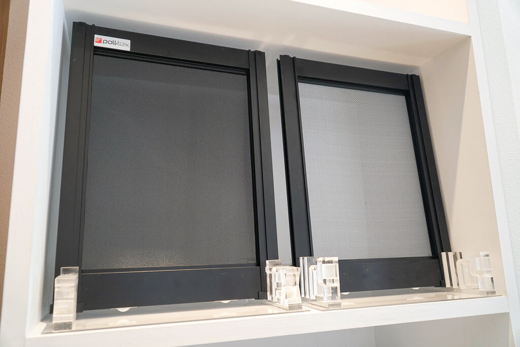 精晨臻城全棟使用Poll-tex防霾紗窗,讓屋內都是好空氣