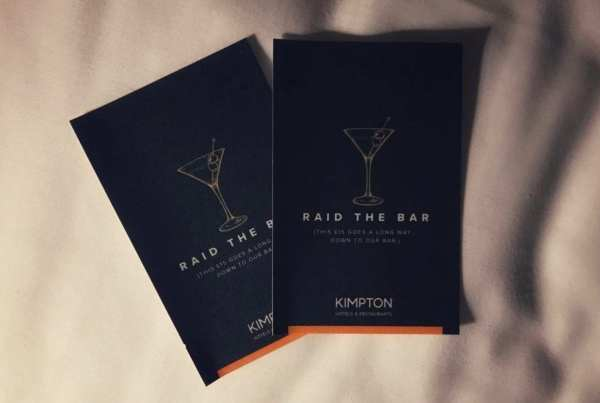 Kimpton Raid the bar