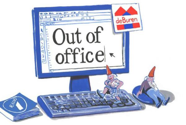 Out of office Radio 1