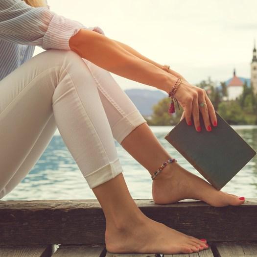 Sucha i pękająca skóra na stopach