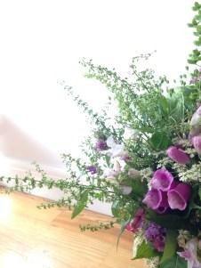 wildflower wedding bouquets