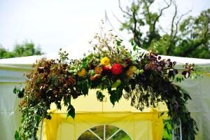 christening flowers cumbria