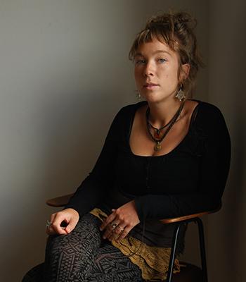 Réjane Boucault, Graphiste associée chez Pollen Studio